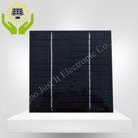 Small PET Solar Panel 12V 200mA 2.4W