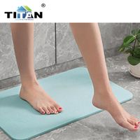 Fast Drying Diatomite Bath Mat