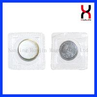 Super Strong Attraction Force Permanent Magnet Button Use for Overcoat