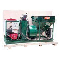 GDS1500G Wet Shotcrete Machine
