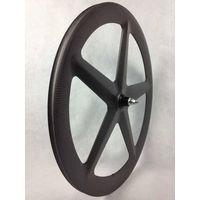 carbon five spoke wheel 700C carbon wheel