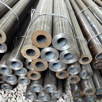GR.B 20# C20 S20C hot rolled carbon seamless pipe thumbnail image