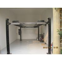 High Quality Commercial Automatic Four Post Car Parking Lift