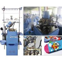 Computerized Plain Sock Machine/Hosiery Machine (HY-6F-321)