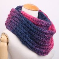 Infinity Scarf Fall Fashion Women's Scarf Luxurious Knit Cowl Snood woman scarf