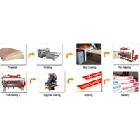 tack strip production lines