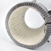 LAIYUAN Customized 220v Extruder Molding Machine Electric Ceramic Band Heater for Melt-blown Fabric thumbnail image