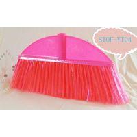 plastic broom head with filament(STOF-YT04)