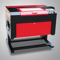 Laser Engraving & Cutting Machines Model:- MarkSys-EC5.3 thumbnail image