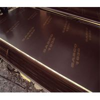 18mm black film faced plywood / construction plywood