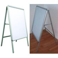 sell outdoor aluminum A-board frame thumbnail image