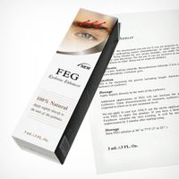 Hot eyebrow Extend product FEG fast and efficient