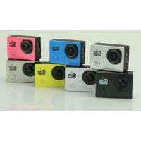 SJ6000 original 12MP Full HD 1080P 2.0 pouces WiFi Sport Diving Camera +under Waterproof Case +other
