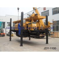 water drilling rig JDY1100, rough neck, hard rock killer