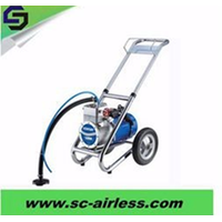 Prices for high pressure spray paint machine with diaphragm pump
