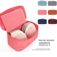 Underwear Storage Bags Bras Bags Panties Socks Storage Case Waterproof Travel Portable Storage Box &