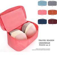 Underwear Storage Bags Bras Bags Panties Socks Storage Case Waterproof Travel Portable Storage Box &