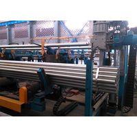 Steel pipe package line
