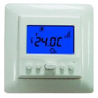 Thermostat of electric mat of heating
