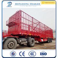 strengthen side wall semi trailer with Fuwa BPW axles thumbnail image