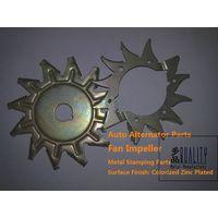 Auto generator fan&fan blade metal stamping part thumbnail image