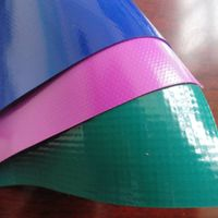 PVC Tarpaulin Used for Truck Cover