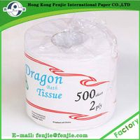 virgin wood pulp toilet paper tissue wholesale