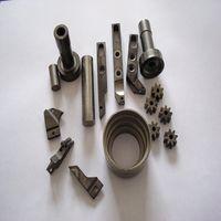 Black Zirconia Industrial Ceramic Part For Machinery
