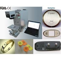 Fiber laser marking machine(a)