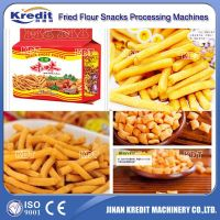 Frying snack production line thumbnail image