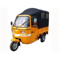 Bajaj Auto Rickshaw 2 parallel seats mishuk passenger tricycle BA175ZK-K
