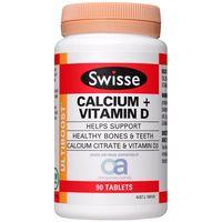 Herbal Extract Type and Healthy Bones Function Swisse Calcium thumbnail image
