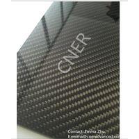 3K carbon fiber plate glossy 1mm,1.5mm,2mm,2.5mm,3mm,4mm,5mm,20mm thumbnail image