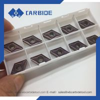 lathe turning tools indexable carbide insert