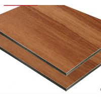 Kingaluc Wooden for wall decorative aluminum composite panel thumbnail image