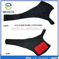 Online Shopping Elastic Back Support Brace With Shoulder Belt