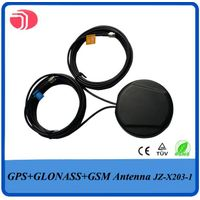 GPS GLONASS GSM antenna with SMA connector
