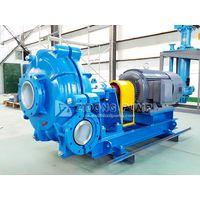 hot sale horizontal centrifugal ash mineral slurry pump thumbnail image