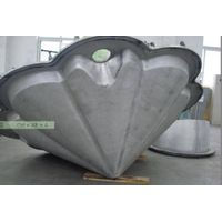 rotational mould for playground equipment