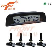 TPI09 Tire Pressure Monitoring System Solar Power TPMS