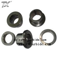 Tungsten carbide for oilfield casing