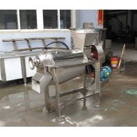 full stainless steel screw fruit juice extracting machine thumbnail image