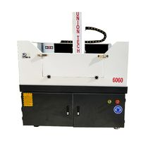 Professional CNC Metal Engraving Milling Machine With Moving Table thumbnail image
