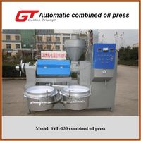 Automatic oil press thumbnail image