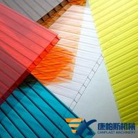 PP/PE/PC Hollow Grid Sheet Extrusion Line thumbnail image