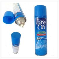Easy on spray starch/speed starch/iron starch for aerosol spray products