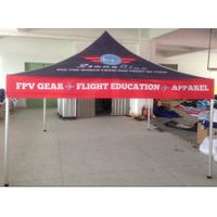 3*3m folding tent,sublimation printing tent