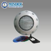 NPR Series Flat LED Concrete Swimming Pool Underwater Light led light and rgb led lighting