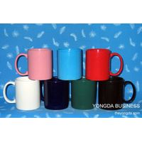 glazed color stoneware / ceramic / porcelain mugs / cups / drinkware thumbnail image