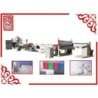 EPE foaming sheet making machine